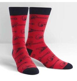 SOCK IT TO ME - Men's String Theory Crew Socks