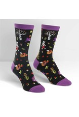 SOCK IT TO ME - Women's Forest Friends Crew Socks