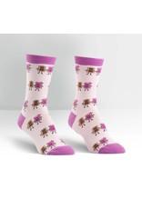 SOCK IT TO ME - Women's PB&J Crew Socks