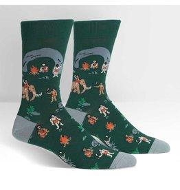 SOCK IT TO ME - Men's Man Cave Crew Socks