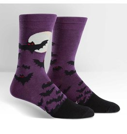 SOCK IT TO ME - Men's Batnado Crew Socks