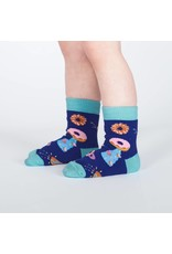 SOCK IT TO ME - Toddler Glazed Galaxy Socks