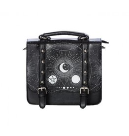 BANNED - Cosmic Small Satchel Bag