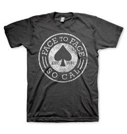 Face To Face Spade T-Shirt