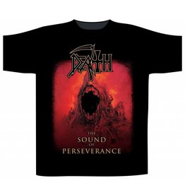 """Death """"The Sound Of Perseverance"""" T-Shirt"""