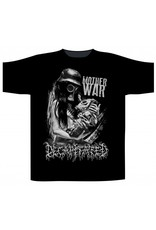 """Decapitated """"Mother War"""" T-Shirt"""