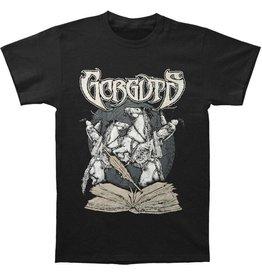 """Gorguts """"Arrows"""" T-Shirt"""