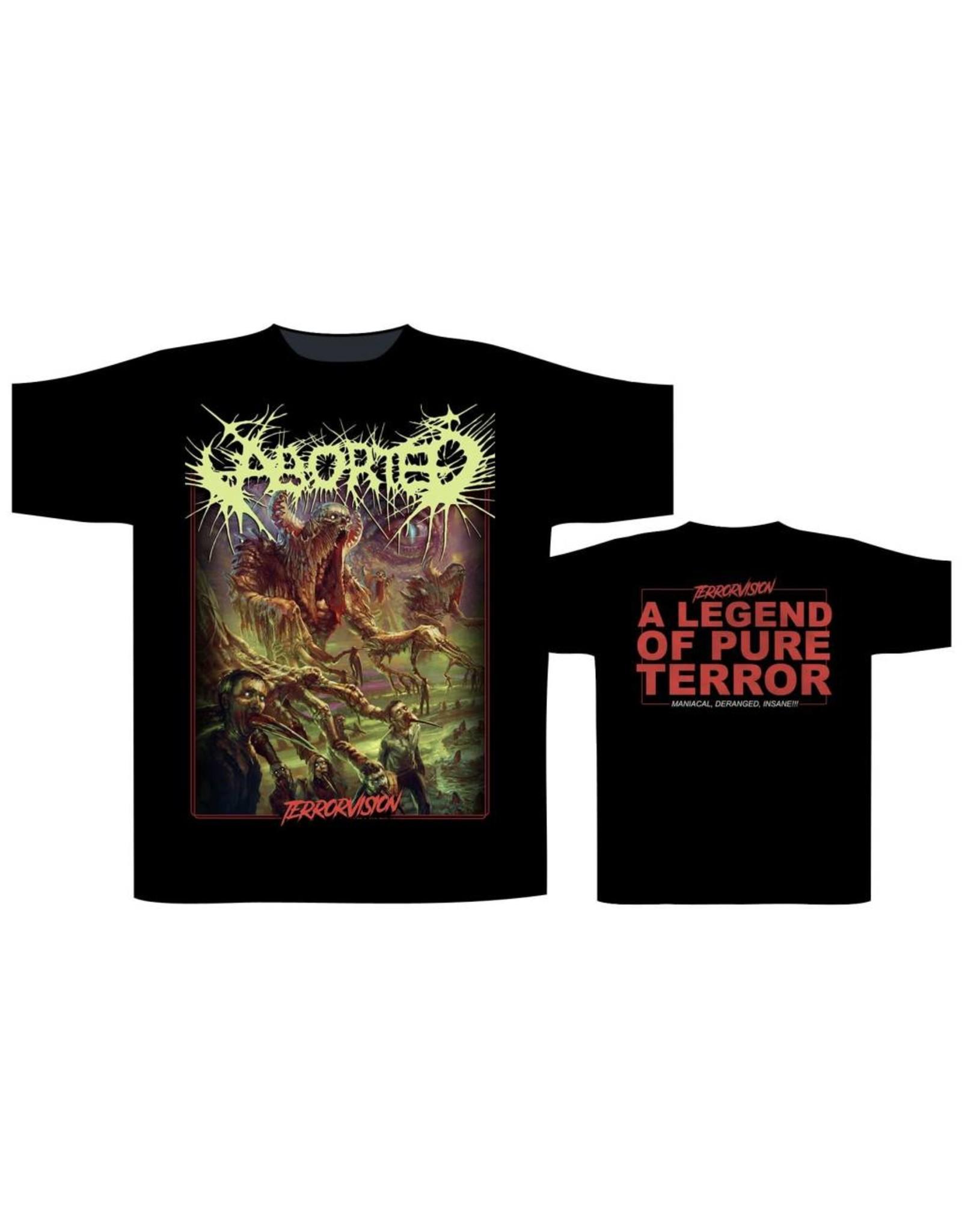 "Aborted ""Terrorvision"" T-Shirt"