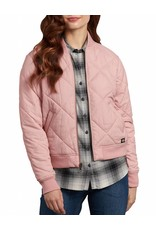 DICKIES Women's Quilted Bomber Jacket FJ800