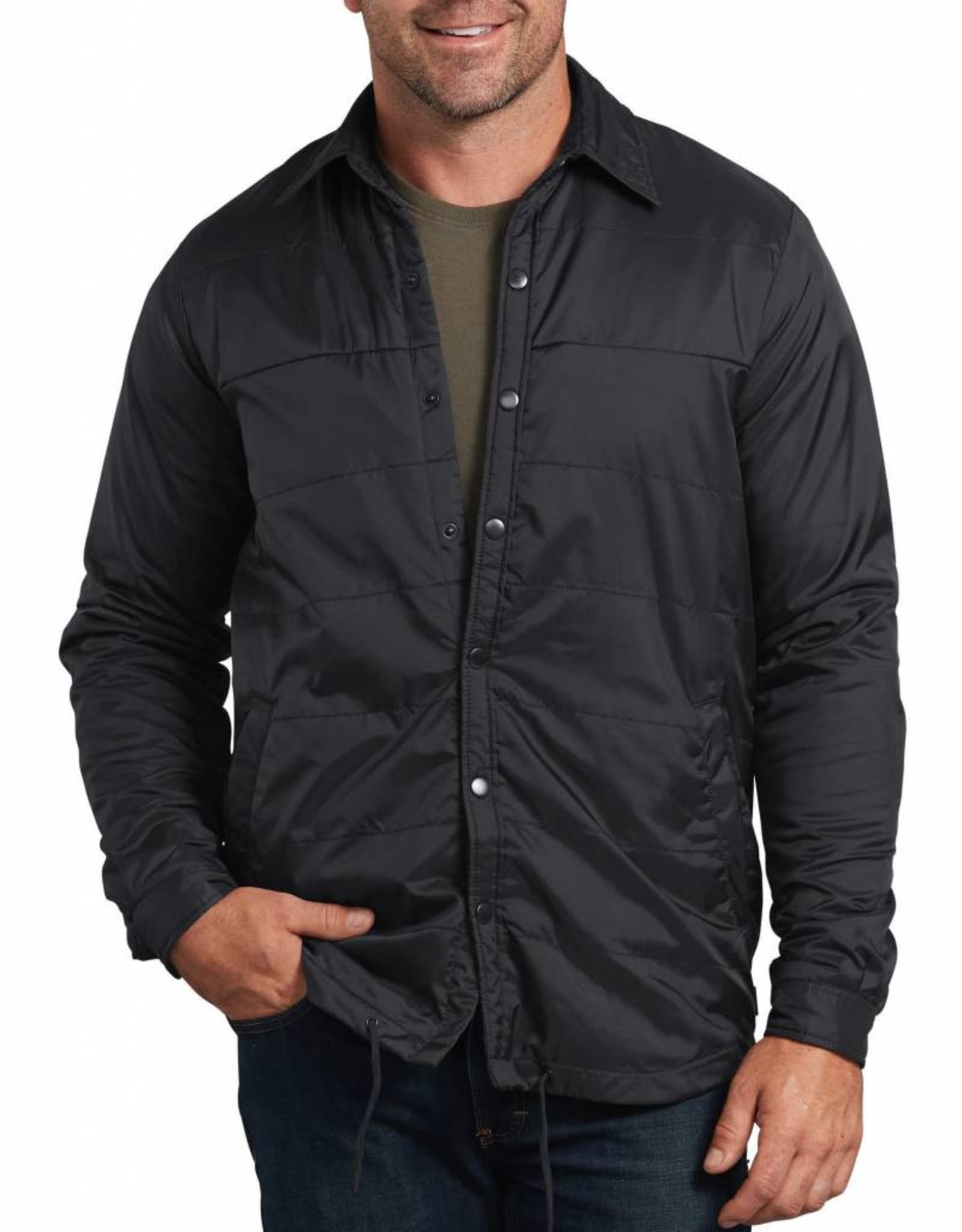 DICKIES Nylon Shirt Jacket TJ243