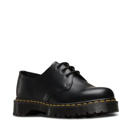 DR. MARTENS 1461 BEX BLACK SMOOTH 301BX-R21084001