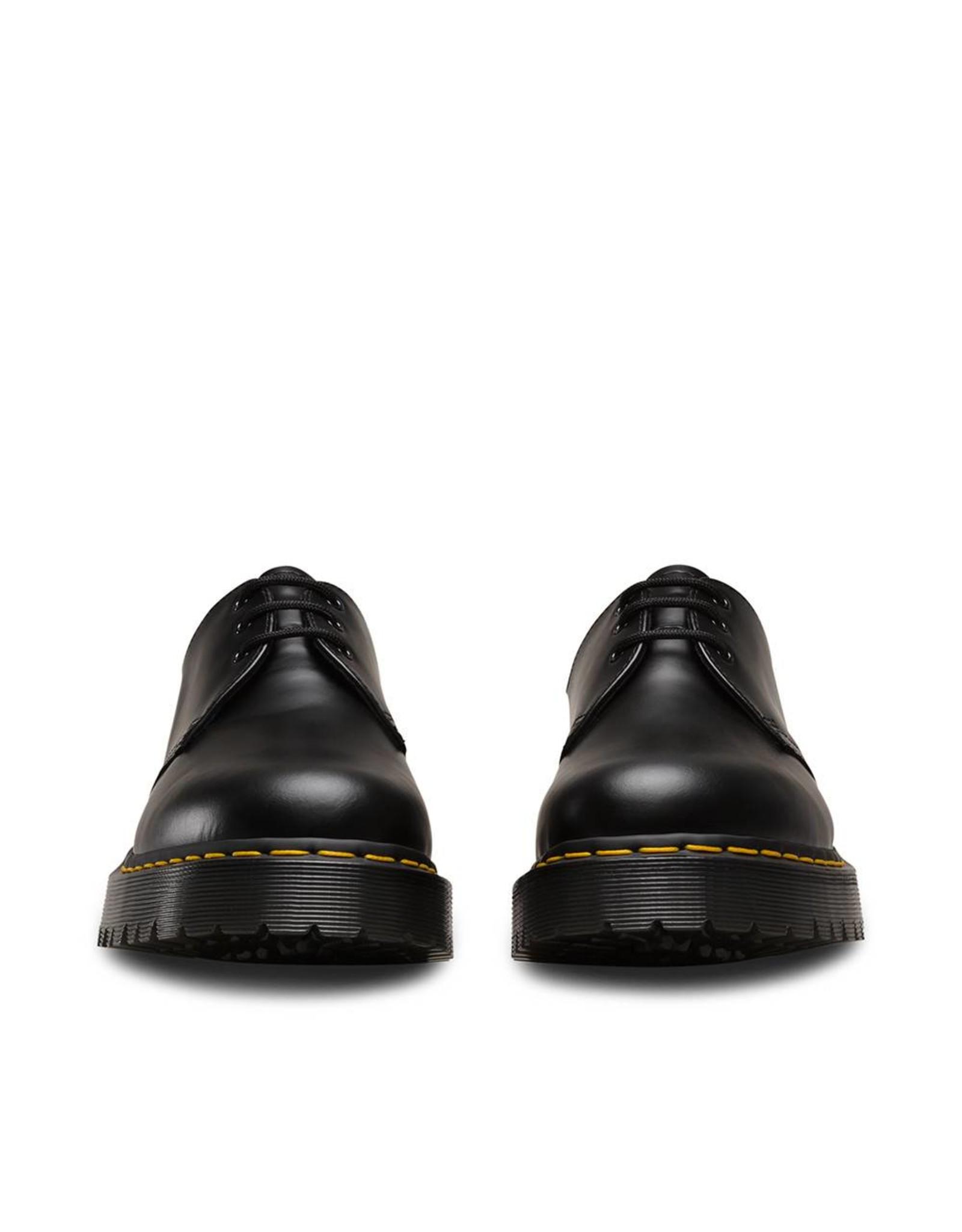 DR. MARTENS 1461 BEX BLACK SMOOTH 301BX-R21084001