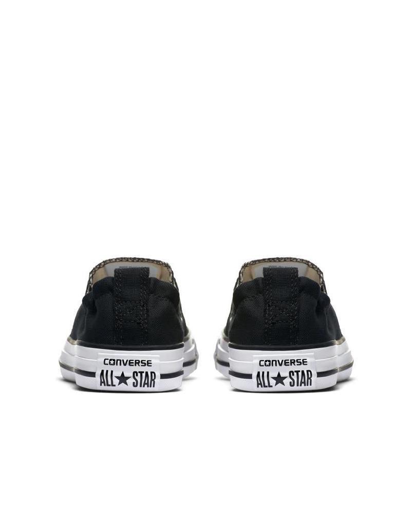 CONVERSE CHUCK TAYLOR SHORELINE SLIP BLACK C7SSB-537081C