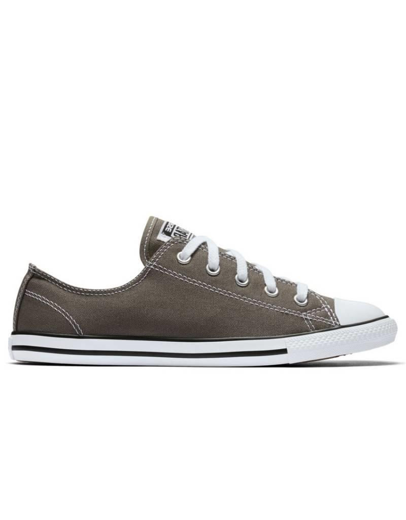 CONVERSE CHUCK TAYLOR DAINTY OX CHARCOAL C40DC-532353c
