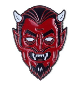 SOURPUSS - Creepy Devil Pin