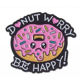 SOURPUSS - Donut Worry Pin