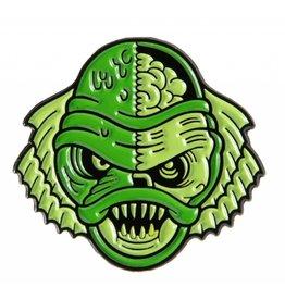 SOURPUSS - Swamp Monster Pin