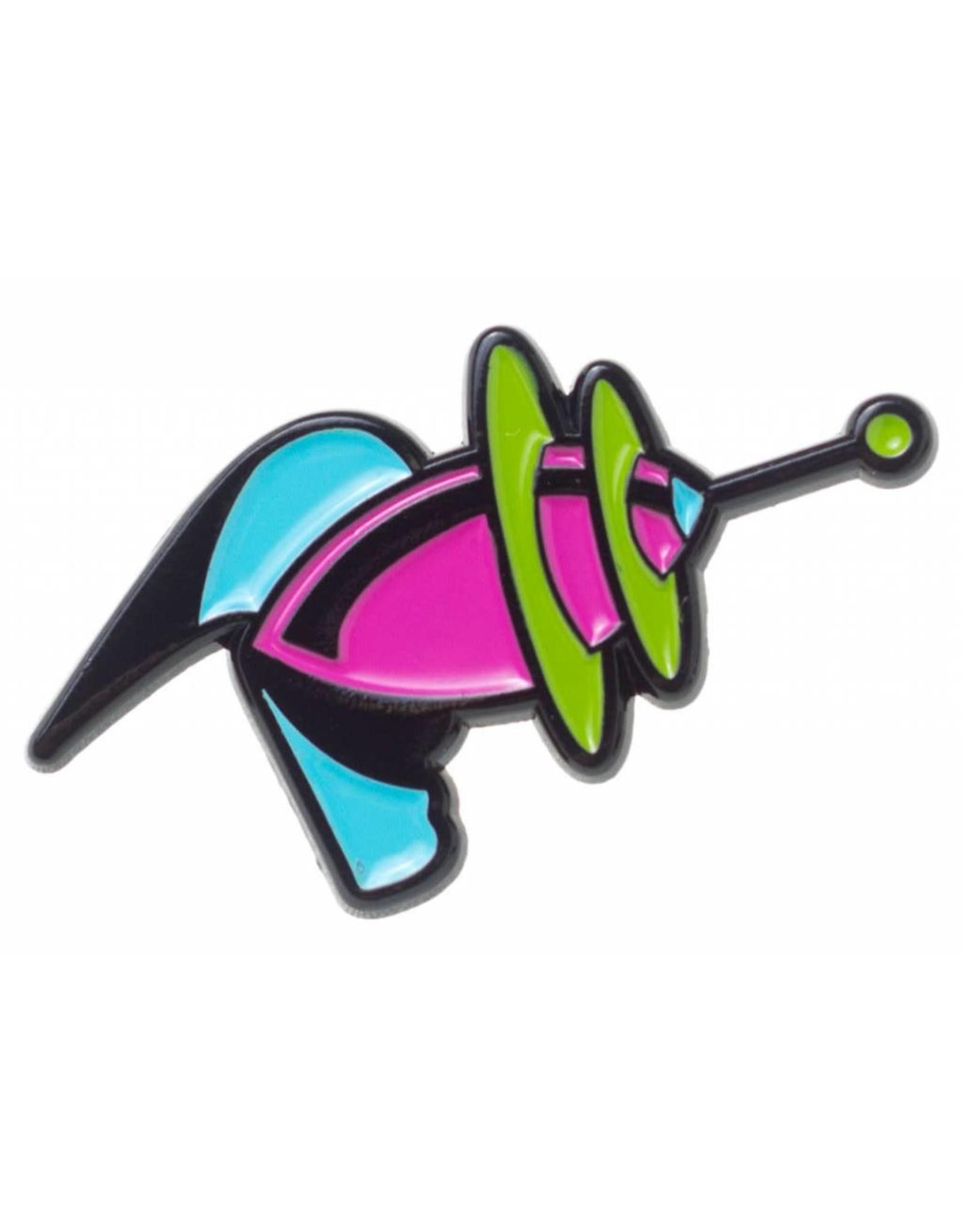 SOURPUSS - Ray Gun Pin