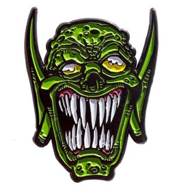 KREEPSVILLE 666 - Goosebumps Haunted Mask Enamel Pin