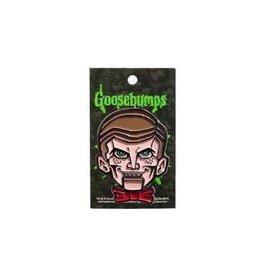 KREEPSVILLE 666 - Goosebumps Slappy Dummy Enamel Pin
