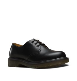 DR. MARTENS 1461 PW BLACK SMOOTH 304B-R11839002
