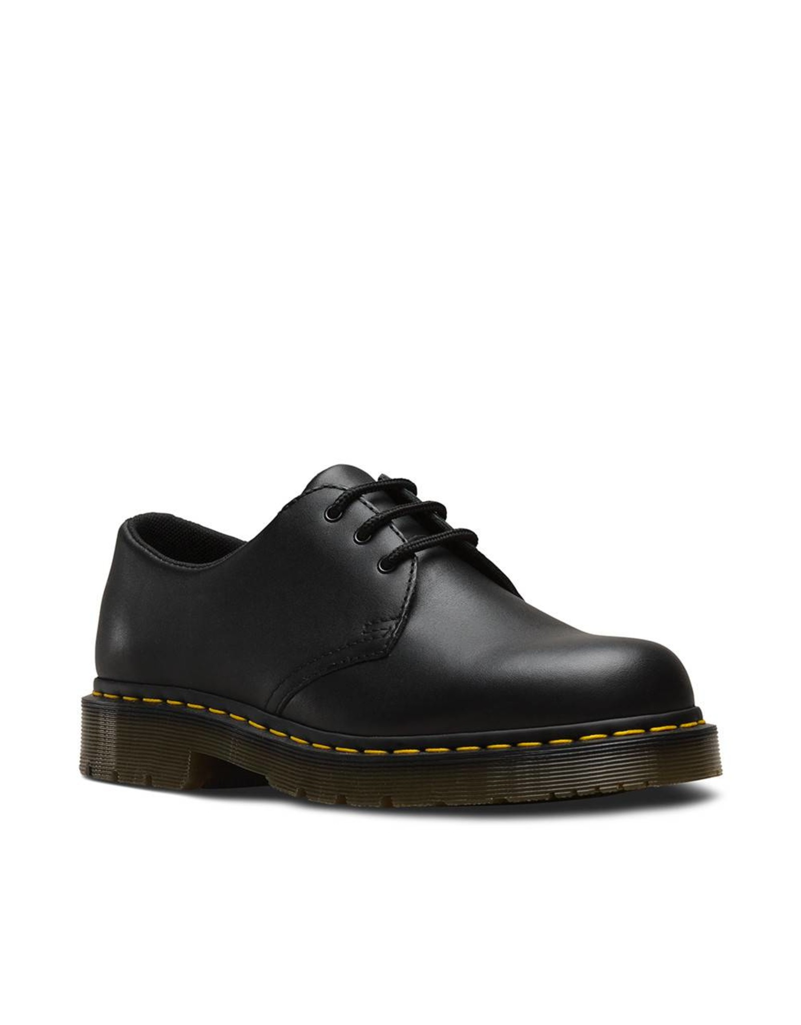 DR. MARTENS 1461 SR BLACK INDUSTRIAL FULL GRAIN 301BSR-R24381001