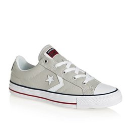 CONVERSE STAR PLAYER OX CLOUD GREY/WHITE C986CGW-144148C