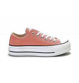 CONVERSE CTAS LIFT OX DESERT PEACH/WHITE/BLACK C13PDE-563495C