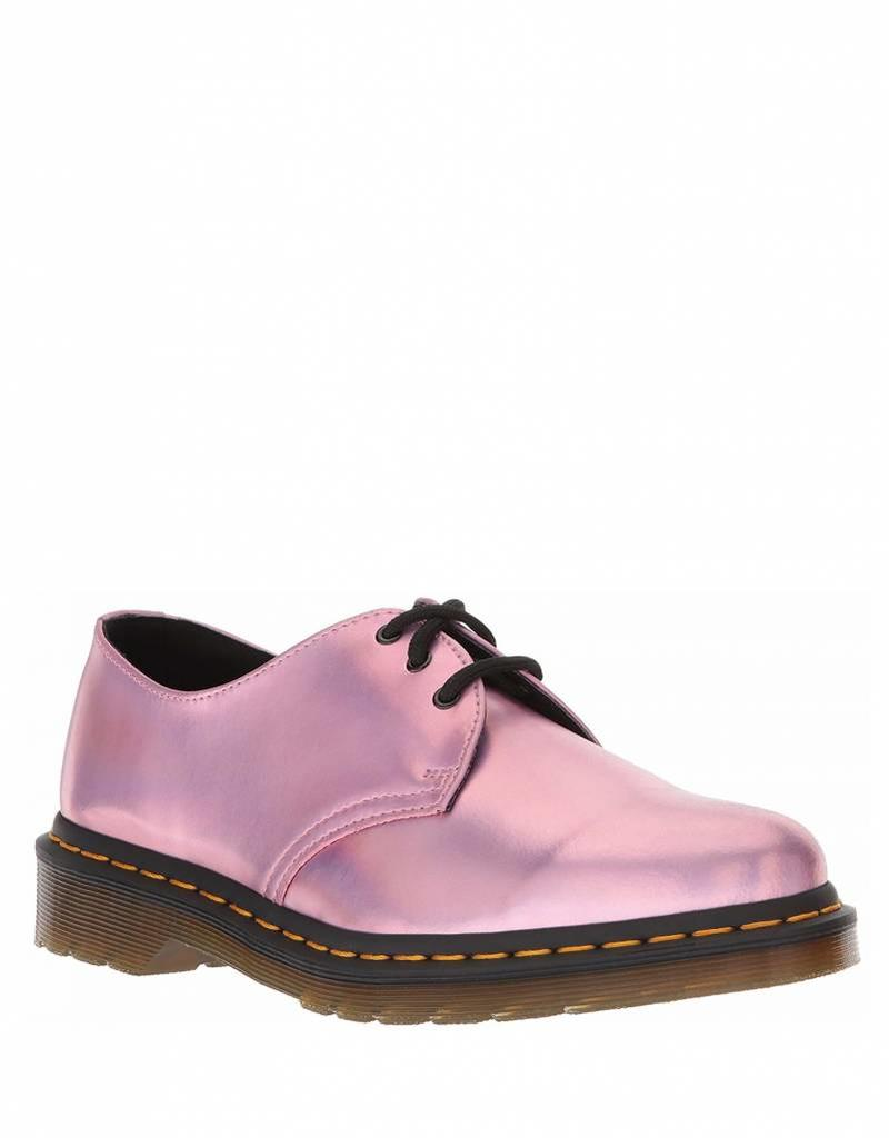 DR. MARTENS 1461 IM MALLOW PINK REFLECTIVE METALLIC LEATHER 301MPM-R23552690