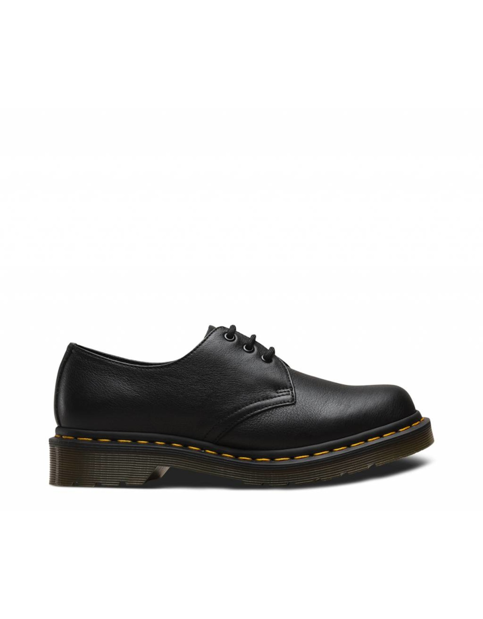 DR. MARTENS 1461 W BLACK VIRGINIA 301BV-R24256001