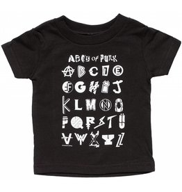 SOURPUSS - ABC's Of Punk Tee