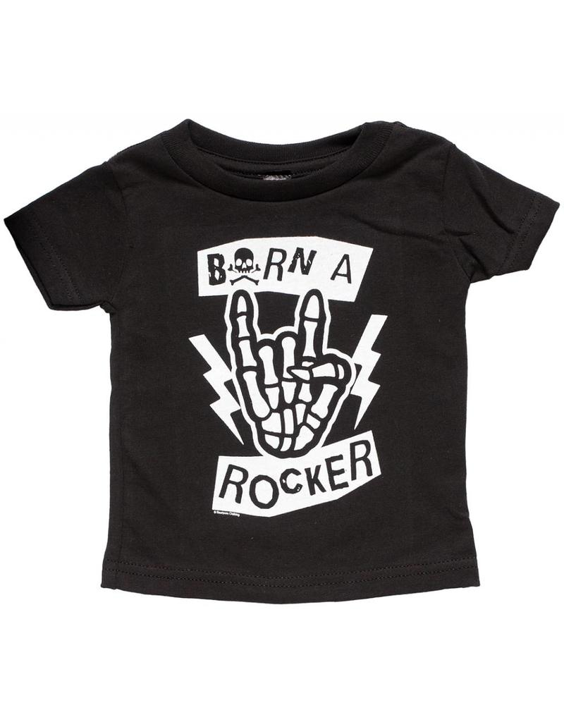 SOURPUSS - Born A Rocker Tee