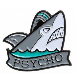 SOURPUSS - Psycho Shark Pin