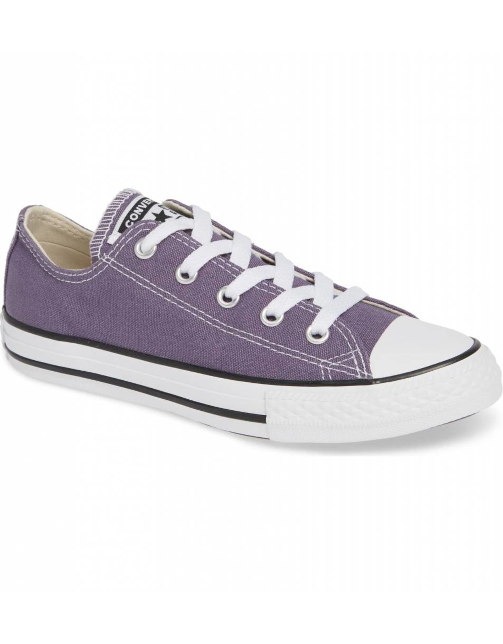 CONVERSE CTAS OX MOODY PURPLE/NATURAL IVORY/WHITE CZMPJ-663632C