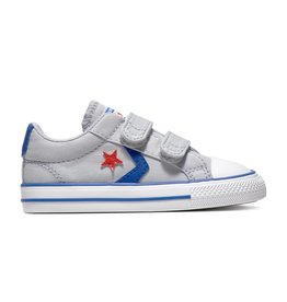 CONVERSE STAR PLAYER 2V OX WOLF GREY/BLUE CK86VW-763529C