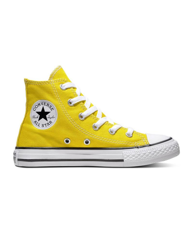 CONVERSE CHUCK TAYLOR ALL STAR HI BOLD CITRON/NATURAL IVORY/WHITE CZBC-663629C