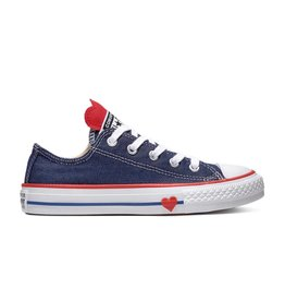 CONVERSE CHUCK TAYLOR ALL STAR OX NAVY/ENAMEL RED/BLUE CZN-363704C