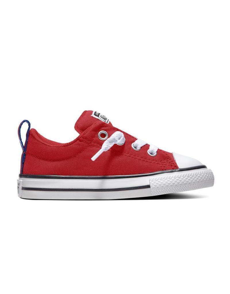 CONVERSE CHUCK TAYLOR ALL STAR STREET SLIP ENAMEL RED/BLACK/WHITE CK95SE-763526C