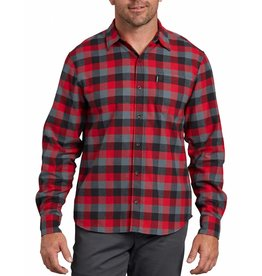 DICKIES Long Sleeve Flannel Shirt Modern Fit WL701