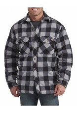 DICKIES Quilted Micro Fleece Shirt Jacket TJ202