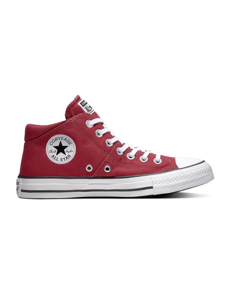 CONVERSE CHUCK TAYLOR ALL STAR MADISON MID RHUBARB/RHUBARB/WHITE C13MMR-563513C