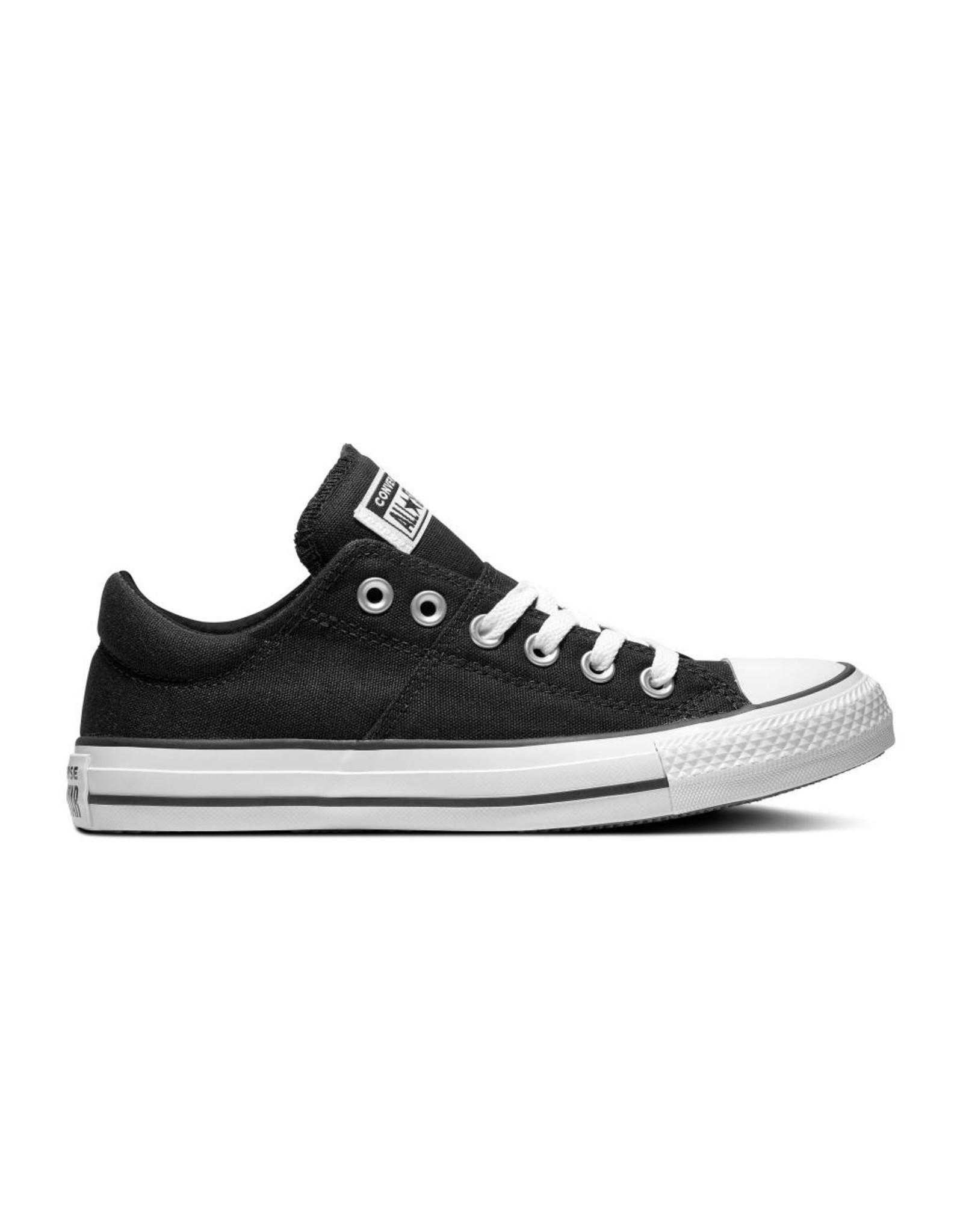 CONVERSE CHUCK TAYLOR ALL STAR MADISON OX BLACK/WHITE/BLACK C13MBL-563508C