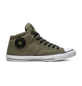CONVERSE CHUCK TAYLOR ALL STAR HIGH STREET HI FIELD SURPLUS/BLACK C998FI-163400C