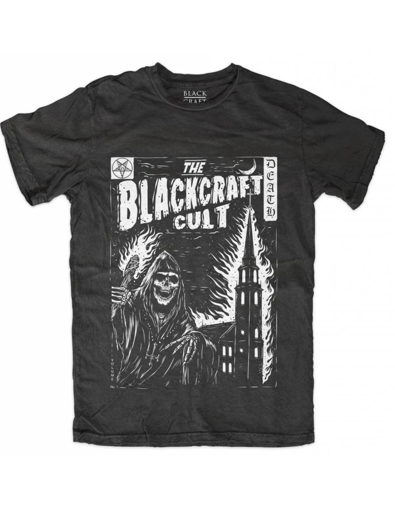 BLACKCRAFT CULT BCC Comic Vol. 1 T-Shirt