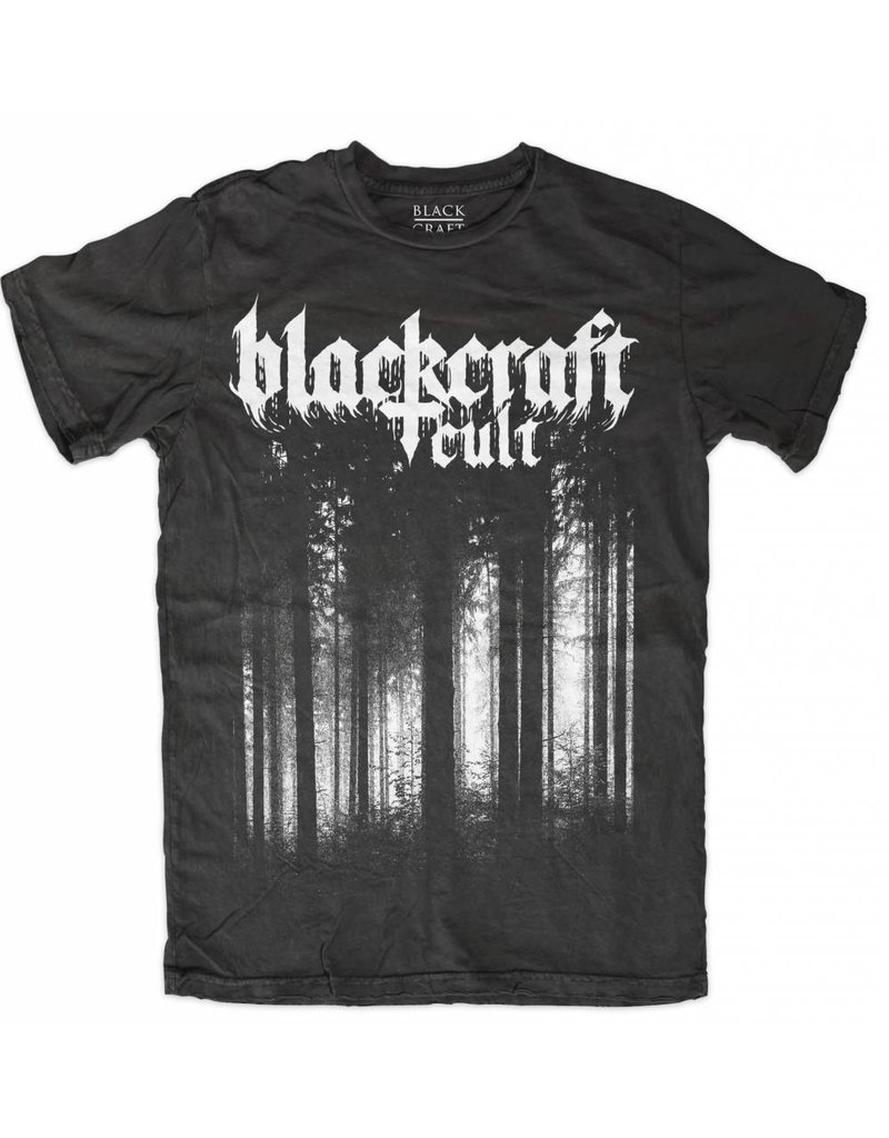 BLACKCRAFT CULT Black Metal Forest T-Shirt
