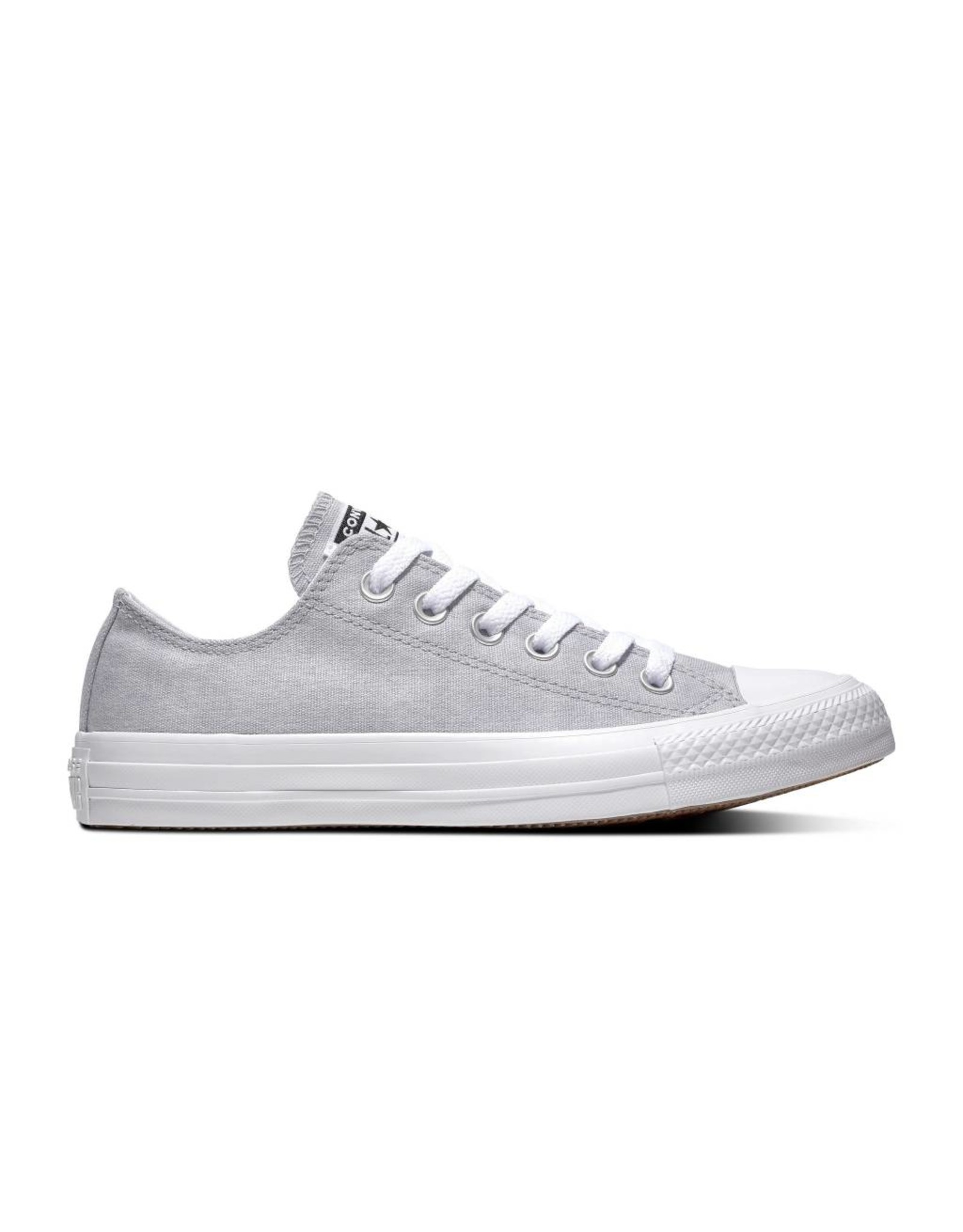 CONVERSE CHUCK TAYLOR ALL STAR OX WOLF GREY/WHITE/WHITE C13WO-163181C