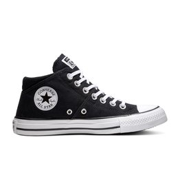 CONVERSE CHUCK TAYLOR ALL STAR MADISON MID BLACK/BLACK/WHITE C13MMB-563512C