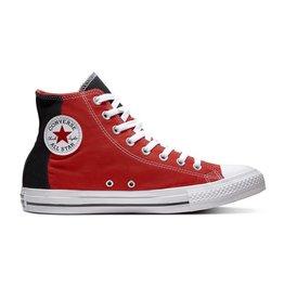 CONVERSE CHUCK TAYLOR ALL STAR HI ENAMEL RED/BLACK/WHITE C19EN-163347C