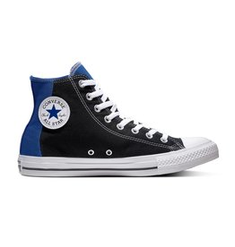CONVERSE CHUCK TAYLOR ALL STAR HI BLACK/BLUE/WHITE C19BW-163348C