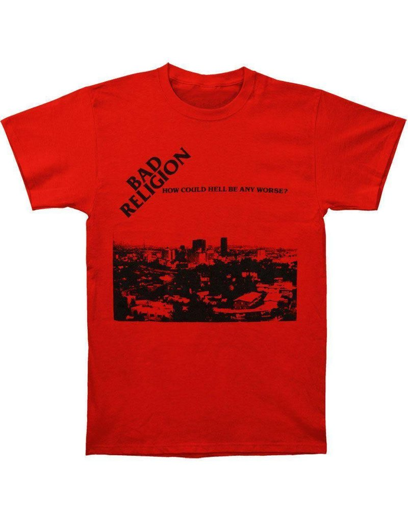 Bad Religion How Could Hell T-Shirt